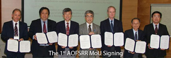 The 1st AOFSRR Conference